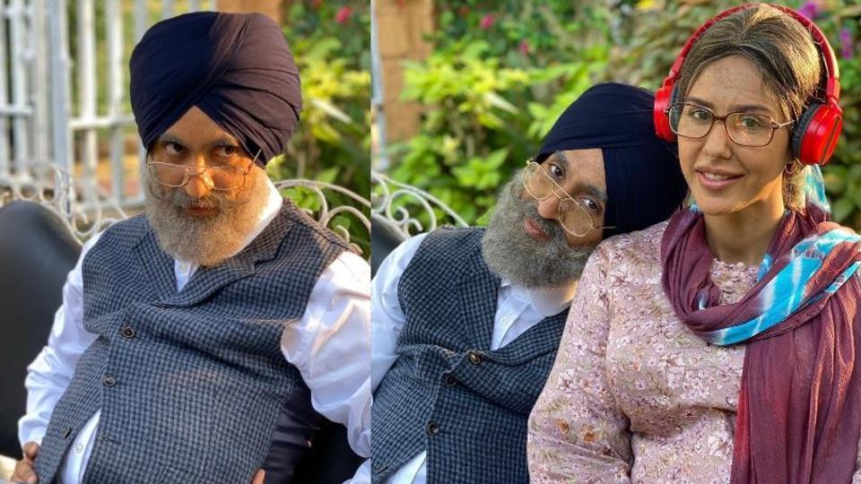 Diljit Dosanjh & Sonam Bajwa