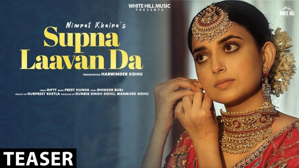 Supna Laavan Da by Nimrat Khera