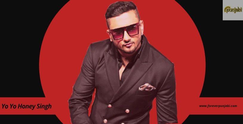 Most Popular Punjabi Singer Honey Singh