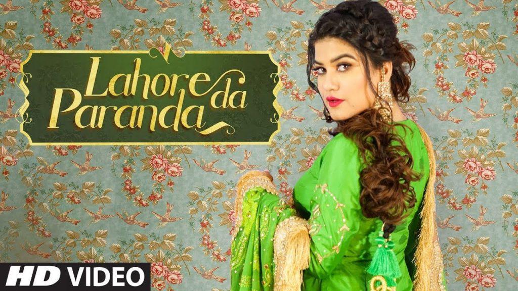 lahore da Paranda by Kaur B