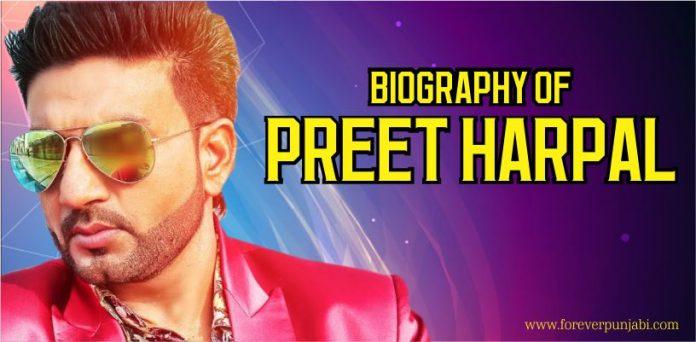 Biography of Preet Harpal