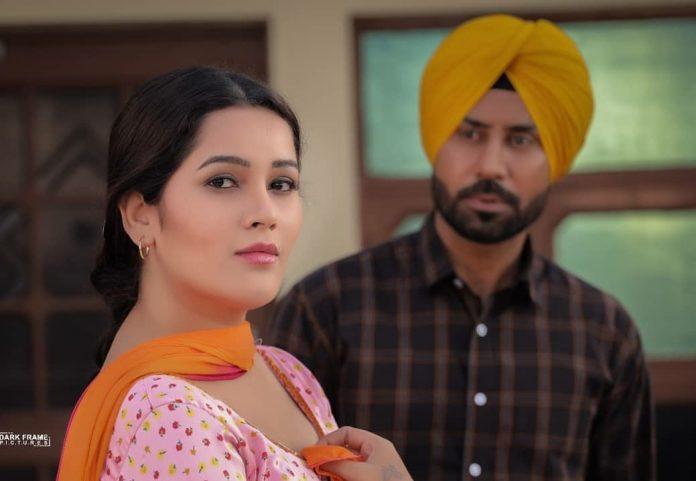 sakshi maggo in punjabi movie