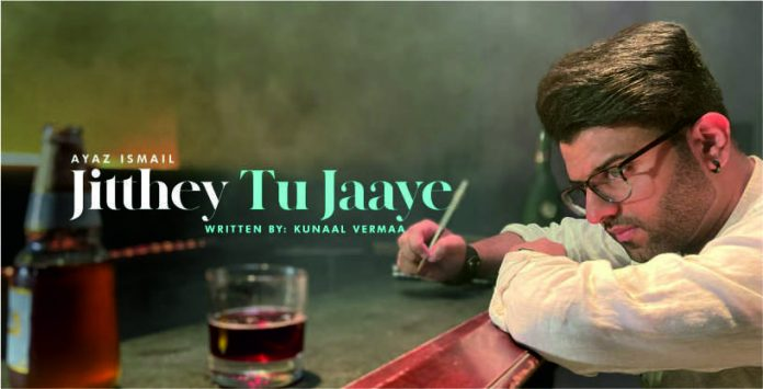 Ayaz Ismail's Jitthey Tu Jaaye Crosses 2 Million Views
