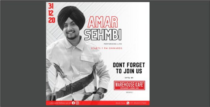 Tricity gets ready to groove on Punjabi Singer Amar Sehmbi's Songs